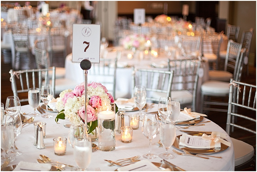 Wedding Place Settings Created Lovely Events